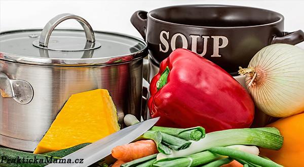 Tipy pro zahuštění polévky bez mouky