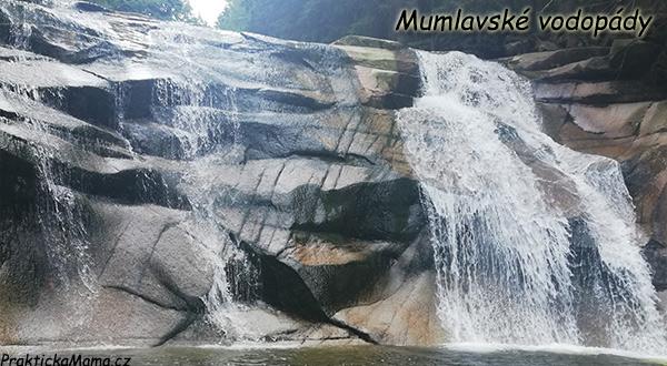 Mumlavské vodopády a Liščí stezka