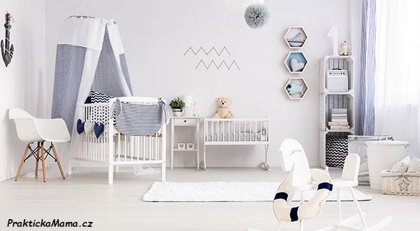 Vytvoření Montessori prostředí pro kojence
