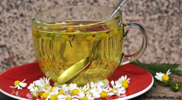 4 recepty na přírodní chřipkové čaje nejen pro děti