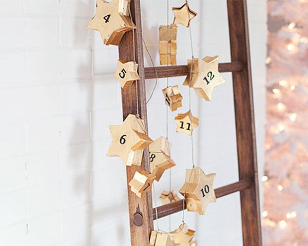 Adventní hvězdný kalendář